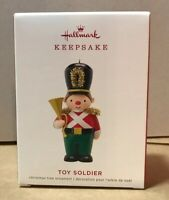 Hallmark 2019 Toy Soldier Keepsake Ornament Christmas