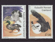Greenland 2019 MNH - EUROPA - Birds - set of 2 stamps