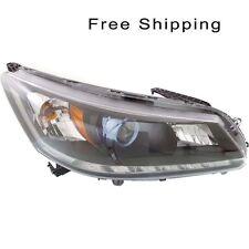 Halogen Head Lamp Assembly RH Side Fits Honda Accord Hybrid Model HO2503166