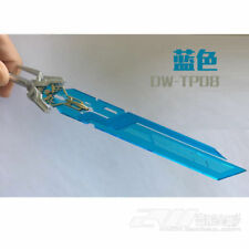 Details about  NEW Transformers DR.WU DW-TP08 Blue Star sword gift In stock