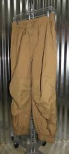 USMC Extreme Cold Weather Pants Coyote Happy Suit Small Regular USA Primaloft