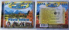 Juwelen der Heimat - Edlseer, Heino, Zellberg Buam, Hias,... 2009 Koch CD OVP
