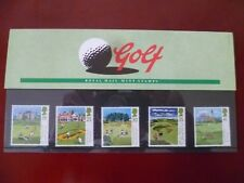 GB ROYAL MAIL Golf Presentation Pack (Issue Date - 05 July 1994)
