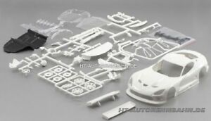 Scaleauto SC7508, 1:24 Karosserie Viper GTS-R weiß White-Kit Slotcar NEU OVP