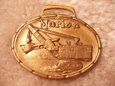 Marion Ohio Steam Shovel Co. Watch Fob MAG-11