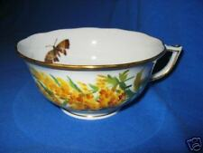 """HEREND Tea Cup """"Tall Goldenrod""""  First Edition   Gorgeous!!"""