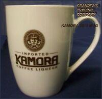 KAMORA Imported Coffee Liqueur Mug 2010 Ceramic Mayan