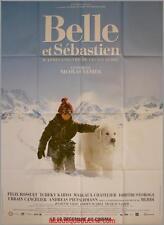 BELLE ET SEBASTIEN Affiche Cinéma / Movie Poster NICOLAS VANIER
