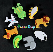 Special Promotion 2 cute small Animals Paper Clips Stationery (Random)