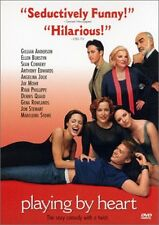 Brand New DVD Playing By Heart Gillian Anderson Ellen Burstyn Sean Conne