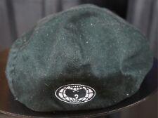 Rare Vintage WU WEAR Cabbie Newsboy Hat Cap 90s Wu Tang Clan RZA GZA ODB SZ S/M
