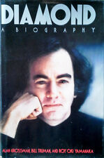 NEIL DIAMOND - A BIOGRAPHY - ALAN GROSSMAN - 235 PAGE HARDBACK WITH DJ - 1987