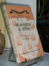 DECOUVERTE DU MONDE. Collection Pays d'Outre-Mer G LE GENTIL VOYAGE EXPLORATION