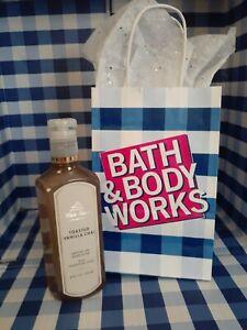 White Barn Toasted Vanilla Chai Hand Soap 8 Fl. Oz. Bath & Body Works