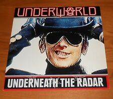 Underworld Underneath the Radar 1988 Poster 2-Sided Flat Square Promo 12x12 Rare