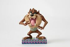 Looney Tunes Devlish Charm  (Taz) Figurine by Jim Shore NEW in Gift Box - 27474