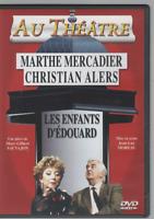 Au Theatre Ce Soir Dvd Les Enfants D'Edouard Jean Luc Moreau Marthe Mercadier
