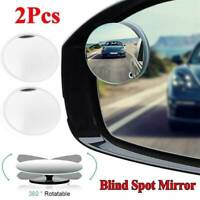 2 Blind Spot Mirror WIDE ANGLE 50MM CONVEX MIRRORS REAR VIEW BlindSpot