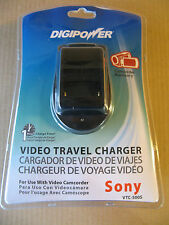 Sony VTC-500S Digipower  Video Travel Charger