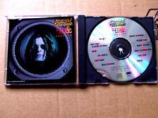 OZZY OSBOURNE, Live & Loud Sampler (12 titre) CD M -/M (-) Epic Rec. zsk5247 USA 1993