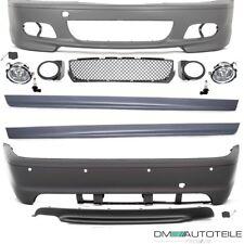 Bmw e46 Coupe Cabrio bodykit parachoques faldones + accesorios F. M-paquete tecnología II