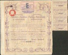 DECO => Plantations de Caoutchouc de TAPANOELIE (PAYS-BAS INDONÉSIE) (W)