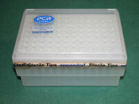 Box of New 96 Eppendorf Filtertips Pipet Tips 10 uL Cat no. 22 49 030-3