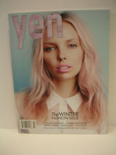 NEW: AUSTRALIAN FASHION MAGAZINE: YEN MAGAZINE, ISSUE 50 FROM 2011