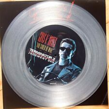 "EX/EX GUNS N' ROSES YOU COULD BE MINE 12"" PIC PICTURE DISC CLEAR VINYL"