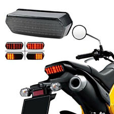 Motorcycle LED Brake Tail Light Integrated Turn Signal For CBR650F Grom 125MSXSE