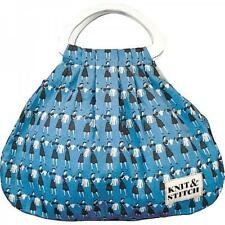 KNITTING BAG - KNIT AND STITCH - HALF MOON BAY  BAGKKN01