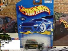 HOT WHEELS 2001 #125 -2 32 FORD VICKY 5 SP 01C MALAYSIA