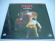 DUEL / MOVIE USA Laserdisc