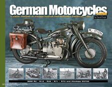German Motorcycles A Visual History in Vintage Photos & Restored Examples Part 1