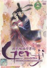DVD Genji Monogatari Sennenki + Free Shipping