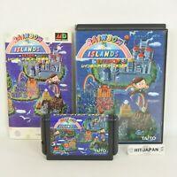 RAINBOW ISLANDS EXTRA 044 Mega Drive Sega md