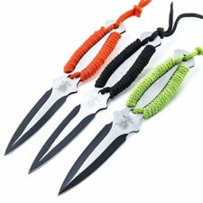 7.40in JH POLAR BEAR K006 • THROWING • FIXED BLADE KNIFE K0