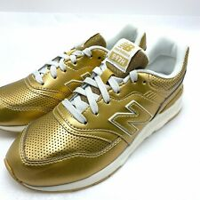 New Balance Kids Shoes Classic Gold with Sea Salt Gr997Hgs