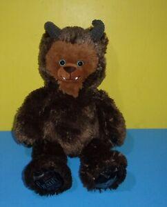 "Build a Bear Workshop Disney Beauty and the Beast 18"" Stuffed Plush Beast"