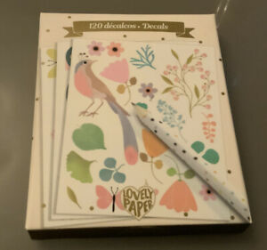 Djeco Lovely Paper 120 Decals
