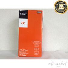 Sony SAL 28-75mm f/2.8 SAM Lens