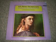 W.A. Mozart~The Impressario~Comedy with Music in One Act~Kurt Rapf~FAST SHIPPING