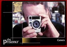 THE PRISONER, VOLUME 2 - Card #45 - Camera - Factory Ent. 2010