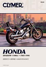 CLYMER REPAIR MANUAL Fits: Honda VT1100C Shadow