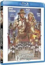 Blu Ray ALLAN QUATERMAIN & THE LOST CITY OF GOLD. UK compatible. New sealed.