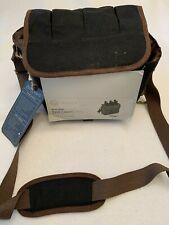 New listing New! Legacy Waxed Canvas Beer Caddy Cooler Tote With Opener!