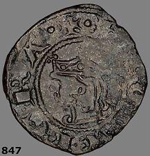 Crusader States, Italian States, Messina. Federico II. 1198-1208. Silver Dinar