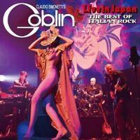 GOBLIN Live in Japan 2016 Mini LP CD Blu-spec 2 CD + DVD Claudio Simonetti Best