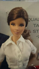 NRFB poupée doll BARBIE TIM GUNN 2012 pink Label W3478