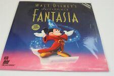 FANTASIA - Disney Masterpiece LASERDISC MINT